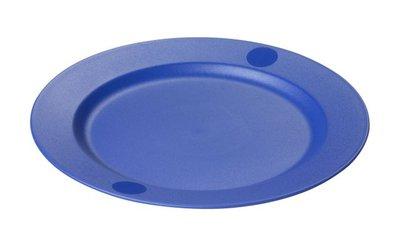 Hard plastic borden