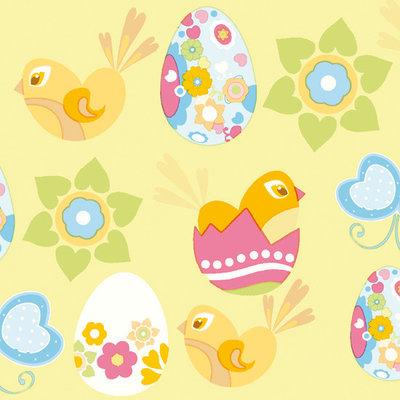 Servet 24x24cm, Easter Fun  ** Duni