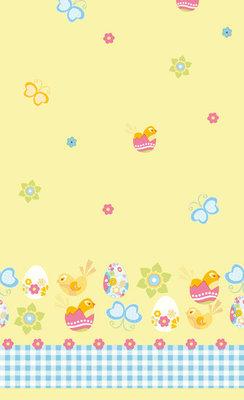 Tafellaken138x220, Easter Fun ** Duni