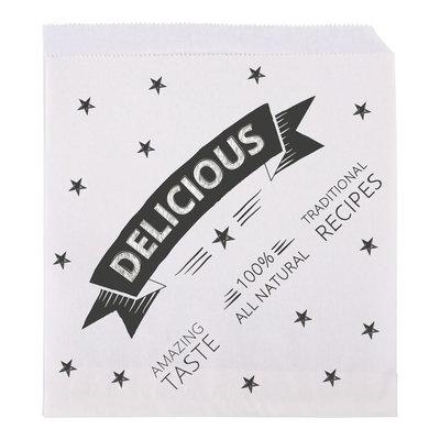 Papieren zakken - delicious  **Duni