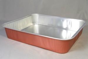 Rechthoekige aluminium  bak smartypan  32,5×26,5×5,5cm 3440