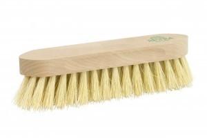 Werkborstel 19 cm fiber, hout
