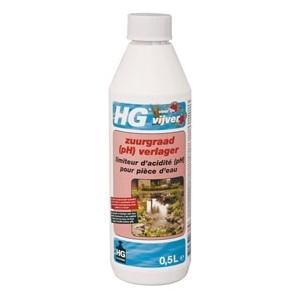 HG vijver zuurgraad (pH) verlager 500 ml