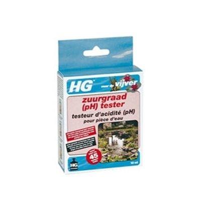 HG vijver zuurgraat (pH) tester 10 ml