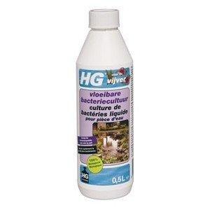 HG vijver bacteriecultuur  500 ml