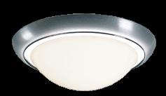 Verlichtingsarmaturen Cosmo 300 geborsteld aluminium Detect sensor
