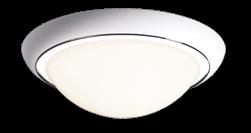 Verlichtingsarmaturen Cosmo 300 wit Detect sensor