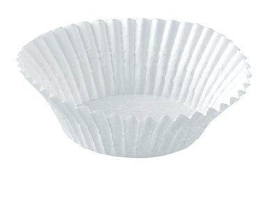 Bakvormpjes, wit Papier Duni