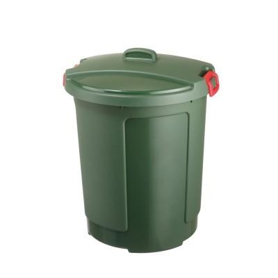 Megano afvalbakcontainer 75L,Sunware ,groen