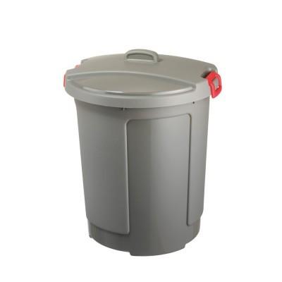 Megano afvalbakcontainer 75L,Sunware ,grijs