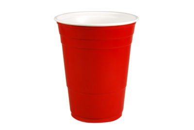 Bekers ca 50 cl, 16 oz Red cup