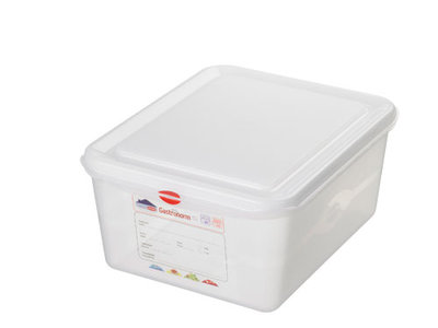 Gastronorm Food Container 1/2, 10 ltr