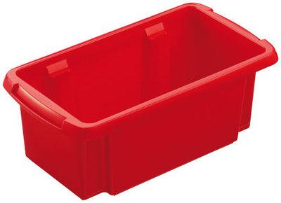 Opbergbox Nesta 38,5 x 21 x 14,5 cm 7 ltr. rood
