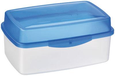 Voorraaddoos (vershoud) Cuisine 5,5 L Transparant/blauw