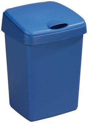 Delta afvalbak 10L, Sunware , blauw