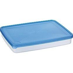Voorraaddoos (vershoud) Cuisine 4 L Transparant/blauw
