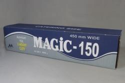 Aluminium rol + box, 45cm., 14mic.
