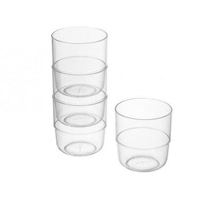 Tumbler glazen 0,3 ltr. - Sunware Sterke hard plastic glazen