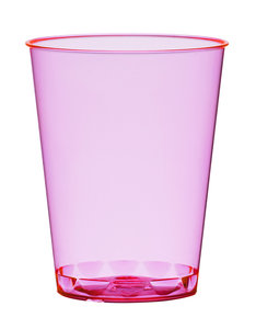 Borrelglazen, shot 4,9 cl, Neon Pink
