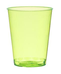 Borrelglazen, shot 4,9 cl, Neon green