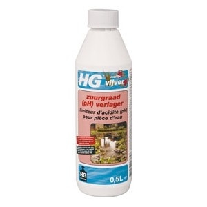 HG zuurgraad (pH) verlager 500 ml