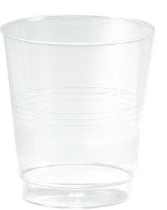 Borrelglazen, shot 3 cl, Plastic Duni