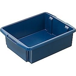 Sunware Opbergbox Nesta - 17 liter - blauw