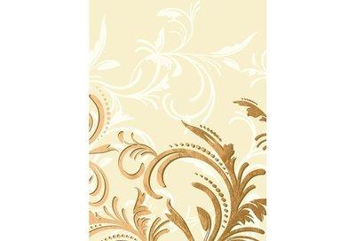 Tafelkleed 138x220, Grace cream ** Duni