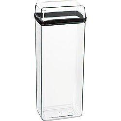Voorraadbus 3 Liter.Voorraadbus Met Deksel 2 3 Liter Transparant Sunware