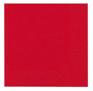 Servet 33x33cm, Brilliant Red ** Duni