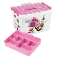 Plastic fun baking box 22 ltr., Q-line Sunware