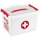 EHBO doos, 22 liter - Sunware